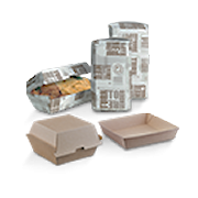 Enviro Range / Brown Kraft Containers