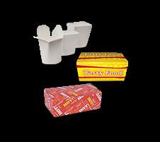 Snack & Noodle Boxes