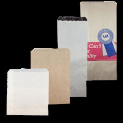 Flat/Satchel Paper Bags