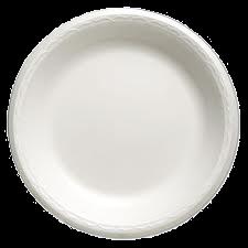 Foam Plates & Bowls